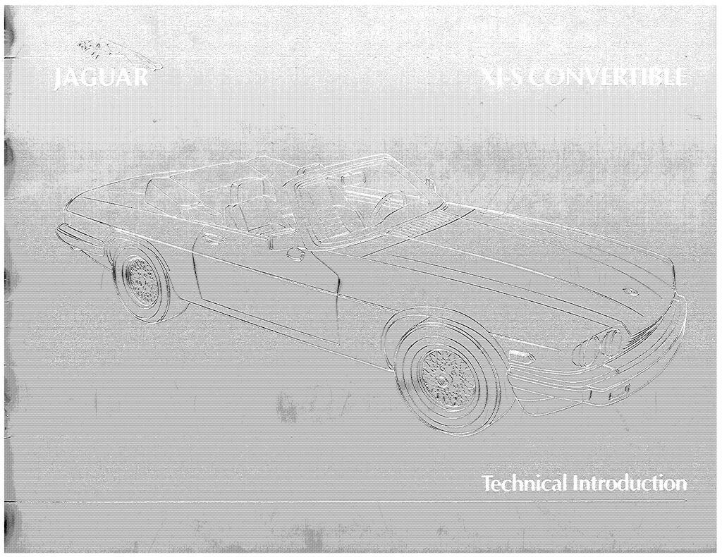 Jaguar Xjs Workshop Manual Download