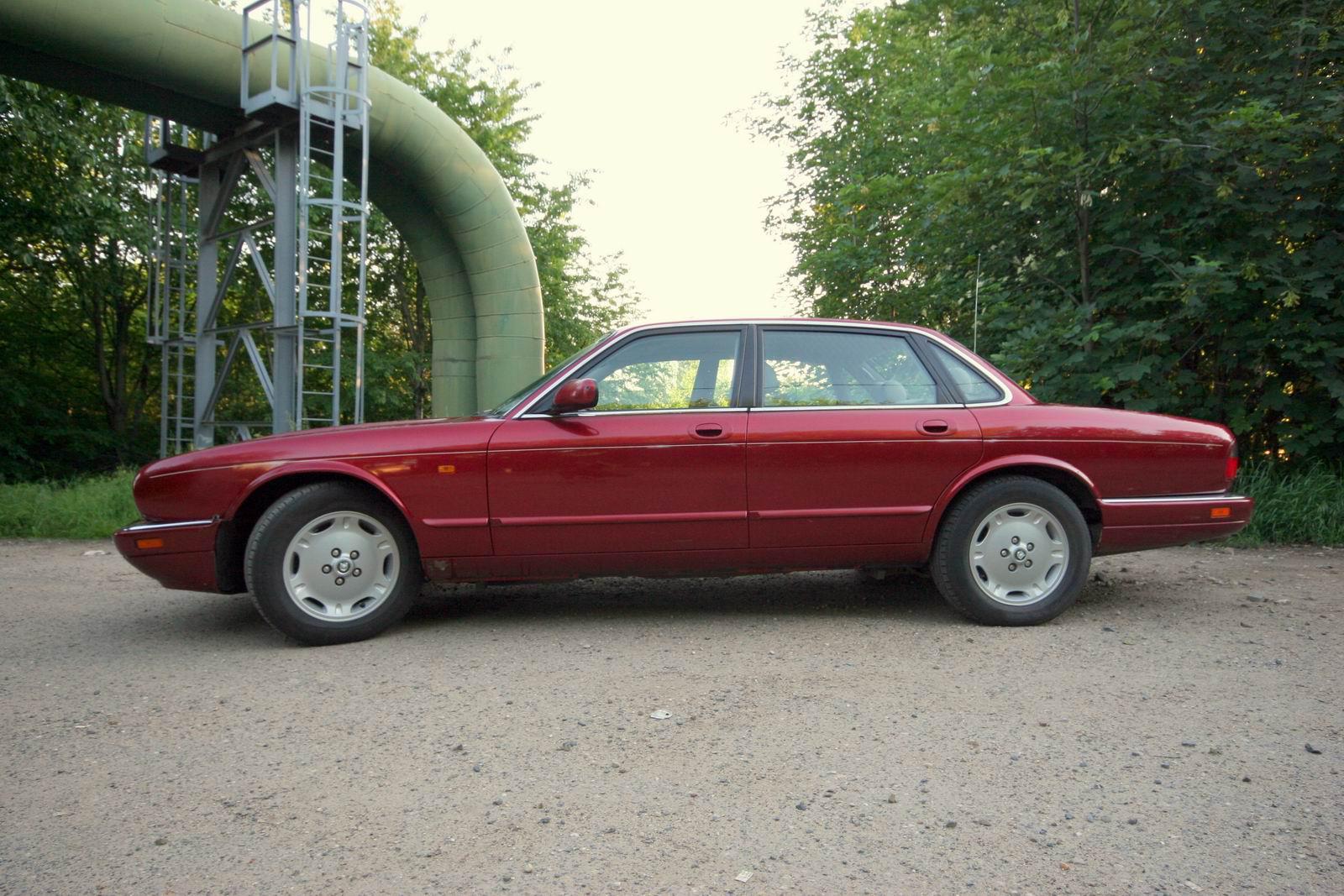 1996 Jaguar Xj X300 Xj6 32 198 Cui Gasoline 155 Kw 287 Nm Vanden Plas