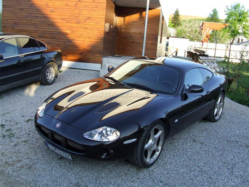 1999 Jaguar XK-X100 XKR 4.0 (244 cui) V8 gasoline 267 kW ...