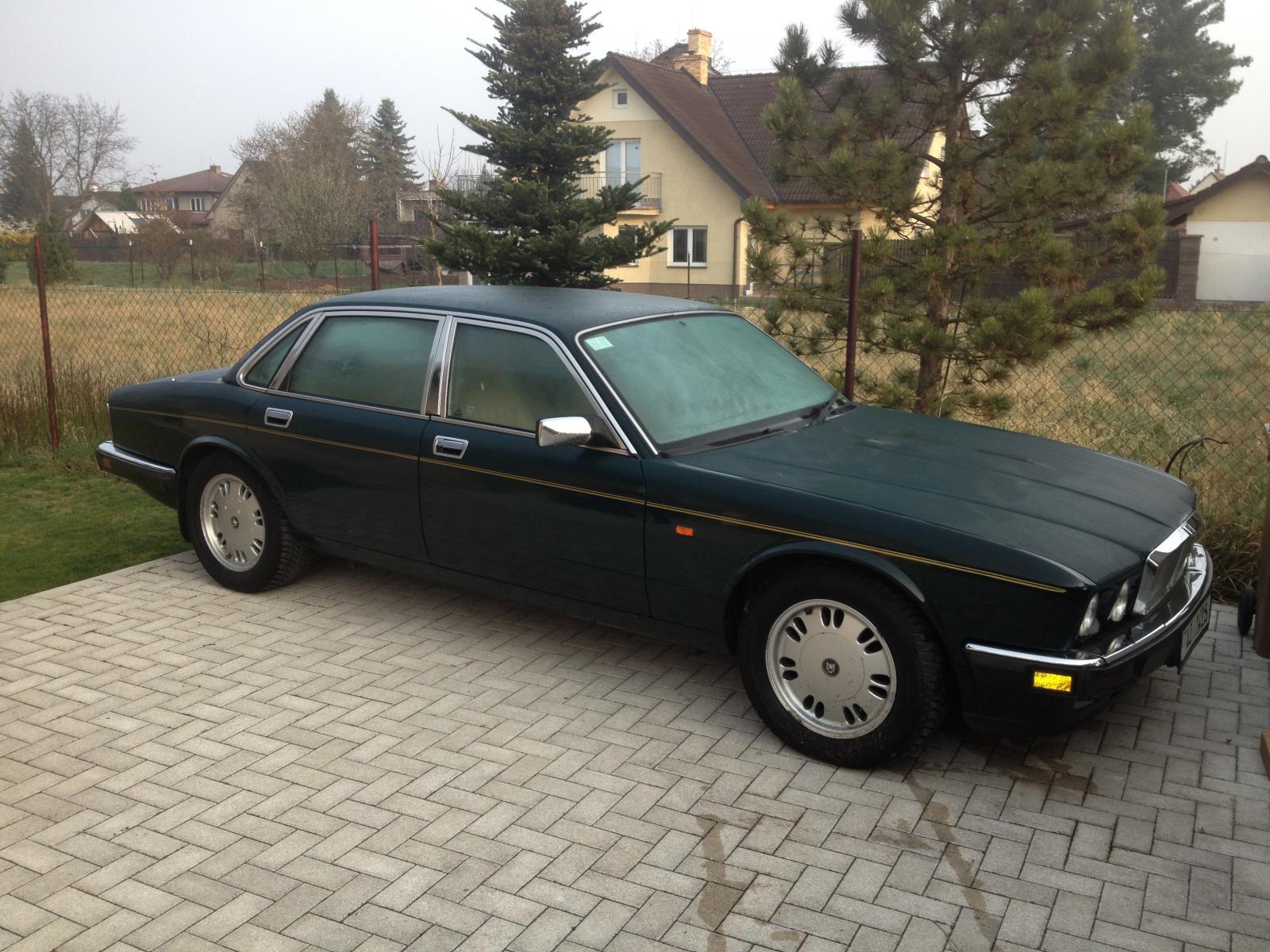 1994 Jaguar XJ40 XJ6 4.0 (244 cui) gasoline