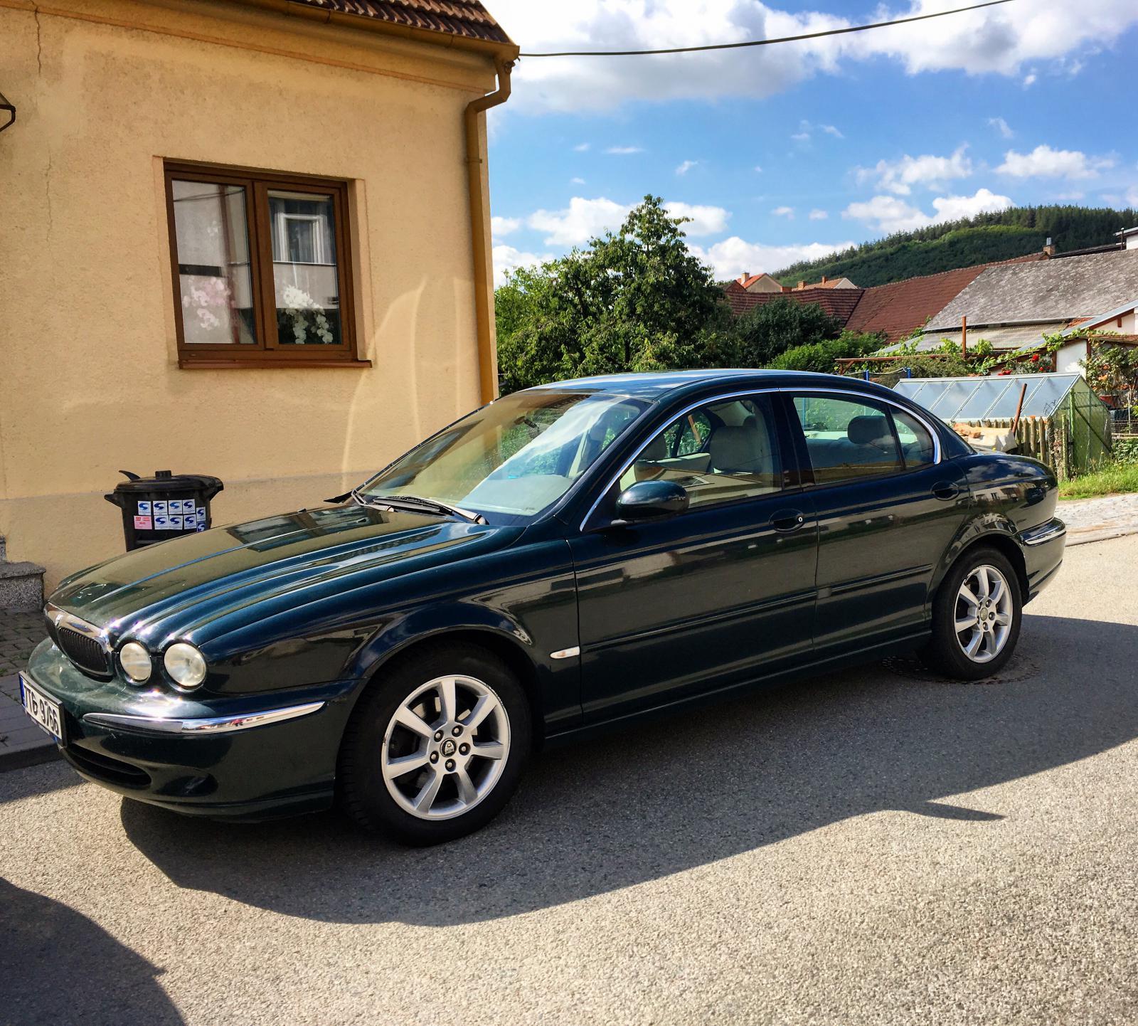 2004 Jaguar X Type For Sale: 2004 Jaguar X-type (X400) 2.5 (152 Cui) V6 Gasoline 144 KW