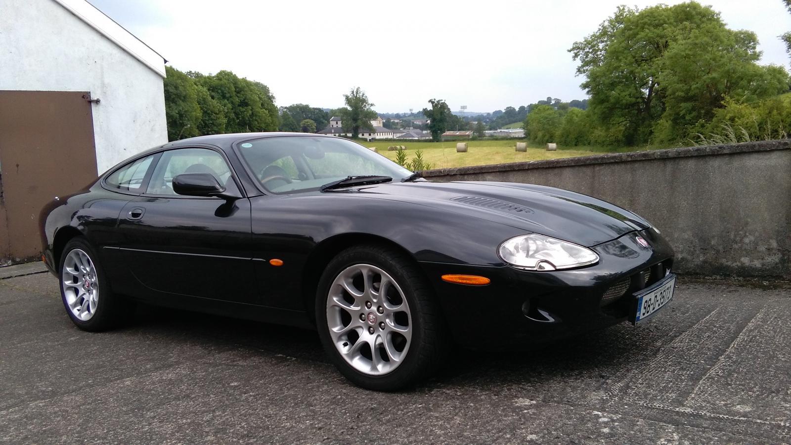 1998 Jaguar XK-X100 XKR gasoline