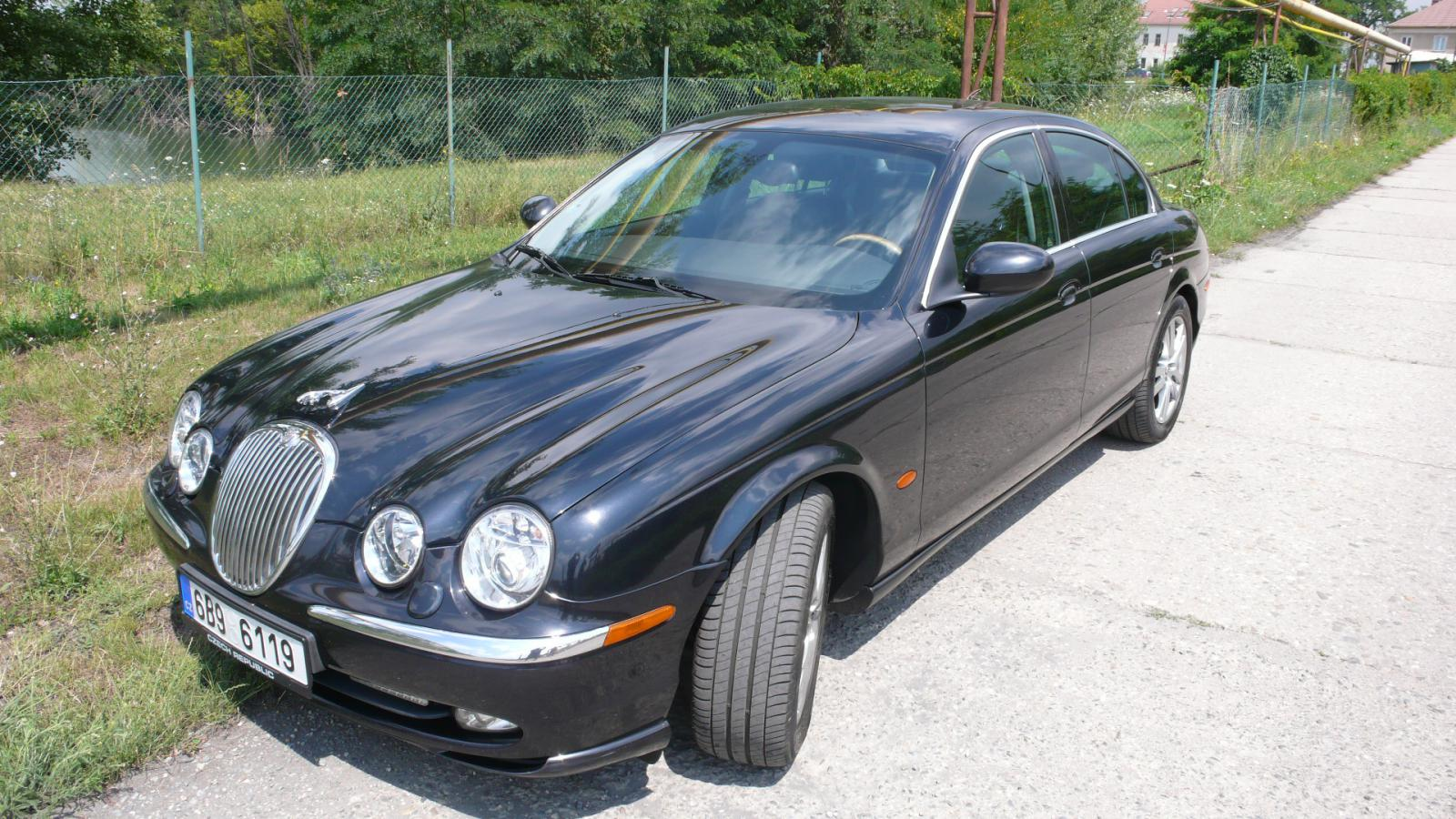 2003 jaguar s type v8 gasoline. Black Bedroom Furniture Sets. Home Design Ideas