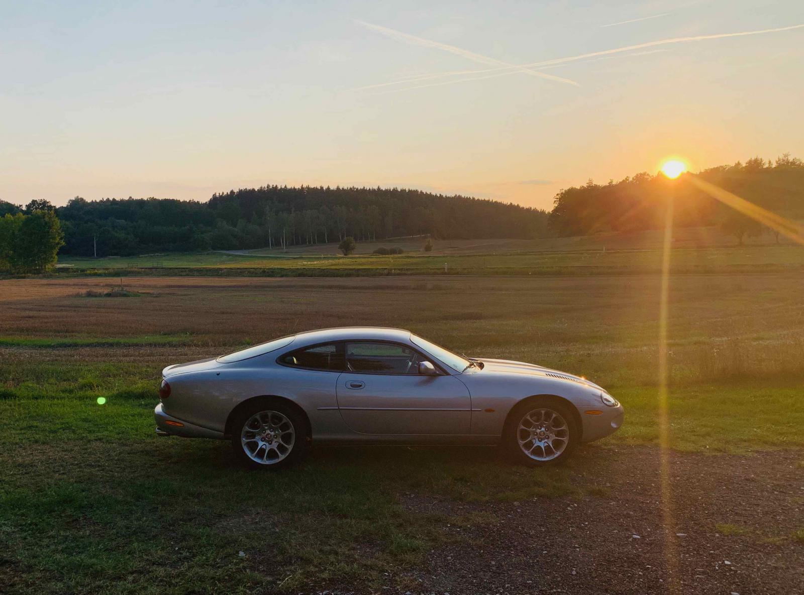 1999 Jaguar XK-X100 XKR gasoline