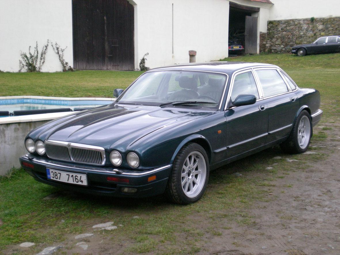 1995 Jaguar XJ-X300 XJ12-X305 6.0 (366 cui) V12 gasoline ...