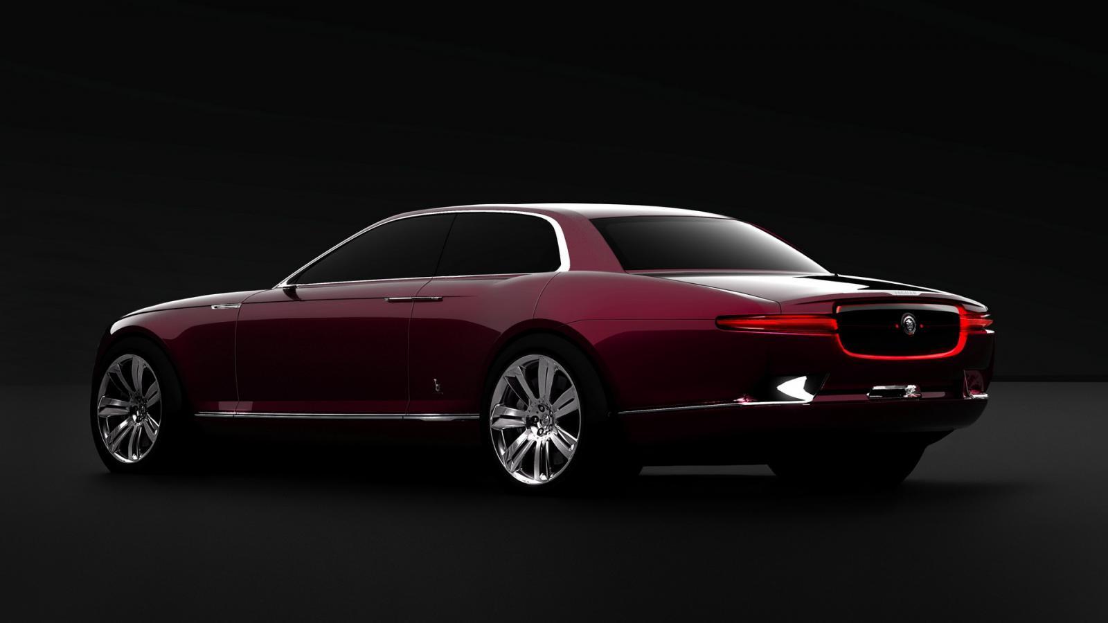 Jaguar B99 Bertone Concept Car Photo Album